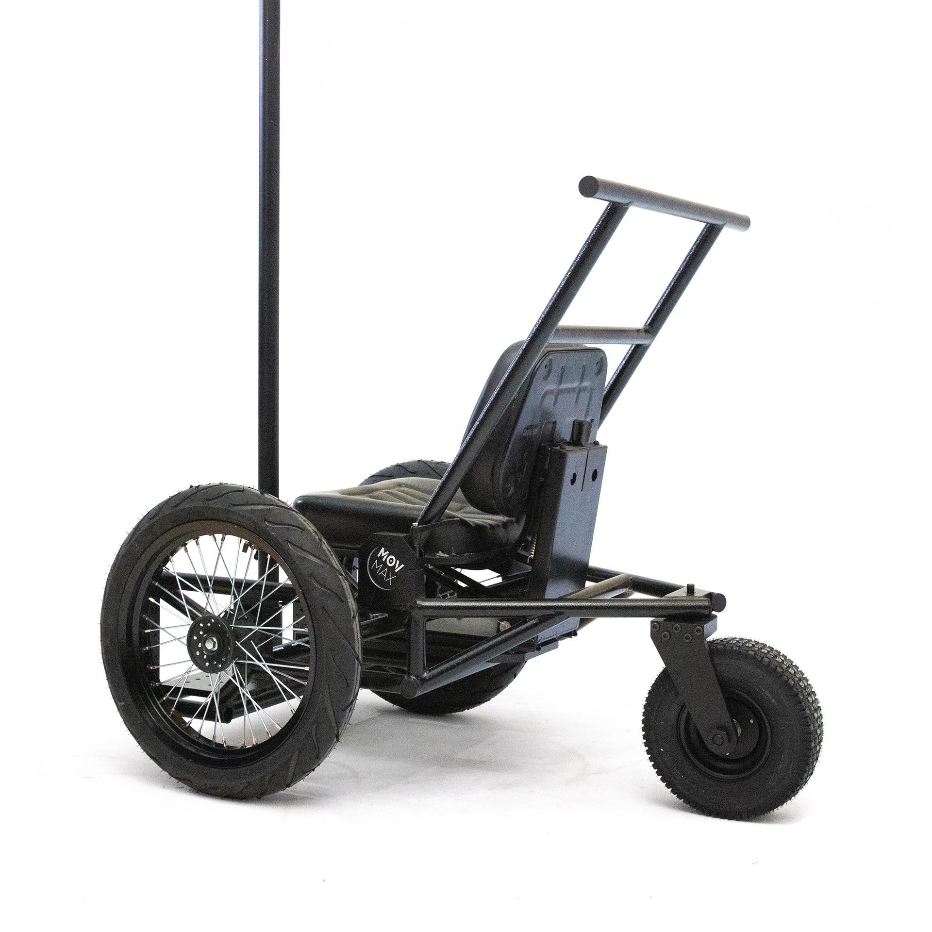 MOVMAX 黄包车单轮版本